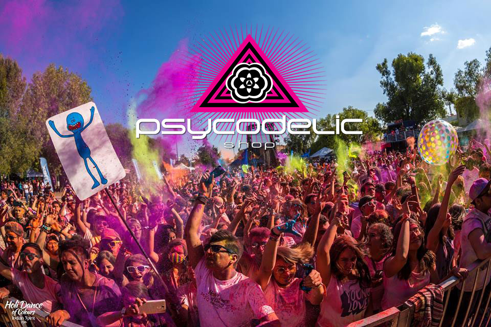 Holi Dance Of Colours Queretaro 2019 Venta de Boletos Psycodelic Shop León Gto