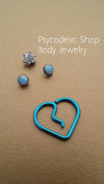 Body Piercing Jewelry