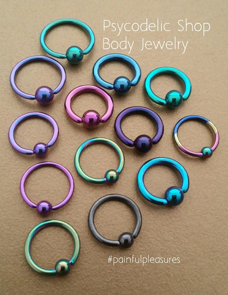 Body Piercing Jewlery