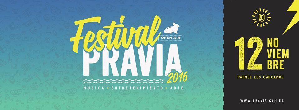 Festival Pravia -12  Noviembre 2016 @ Parque Cárcamos León Gto.