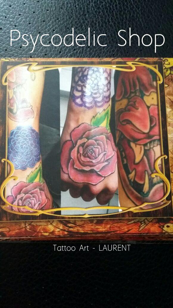 Galería de Fotos de Tattoo