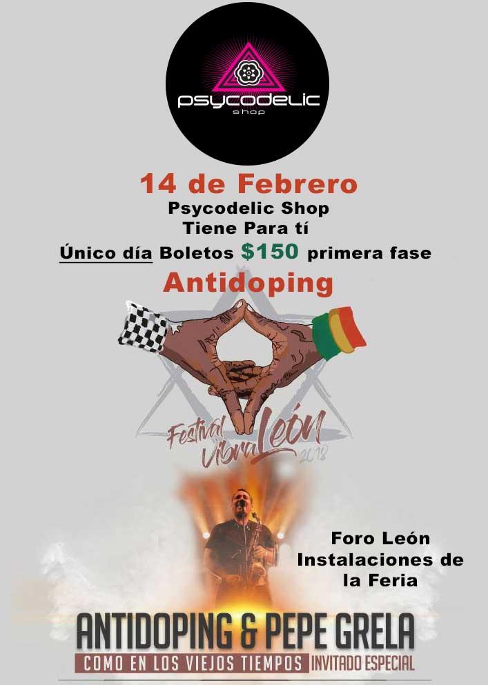 Festival Vibra León 2018
