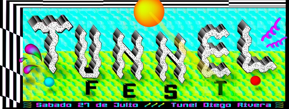 Tunnel Fest Gto 27 de Julio 2019